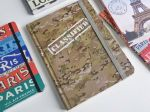 Carnet de Notes/Journal Camouflage Classified