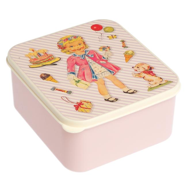 Lunch Box Dress Up Dolly