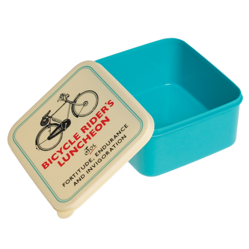 Lunch Box Bicycle Driver's