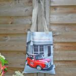 Sac Tote Bag Mini Cooper Téo Jasmin